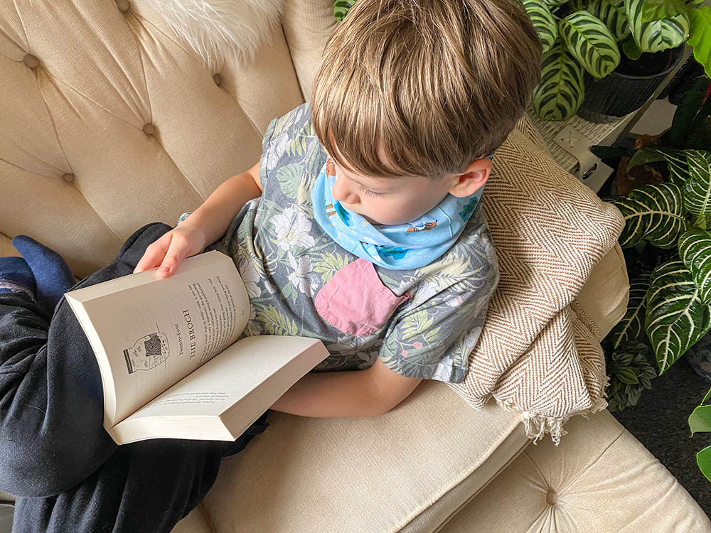 Orion reading