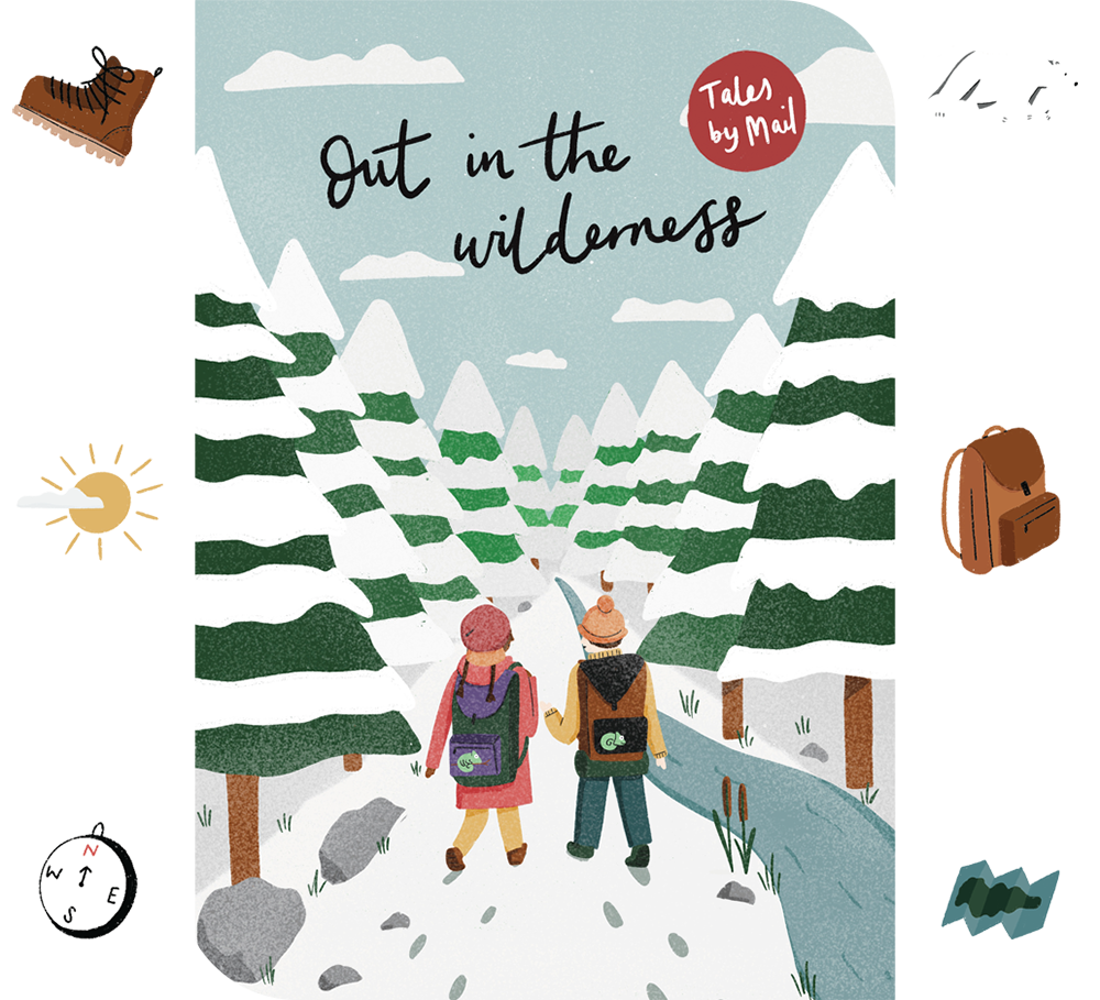 Out in the Wilderness website theme image