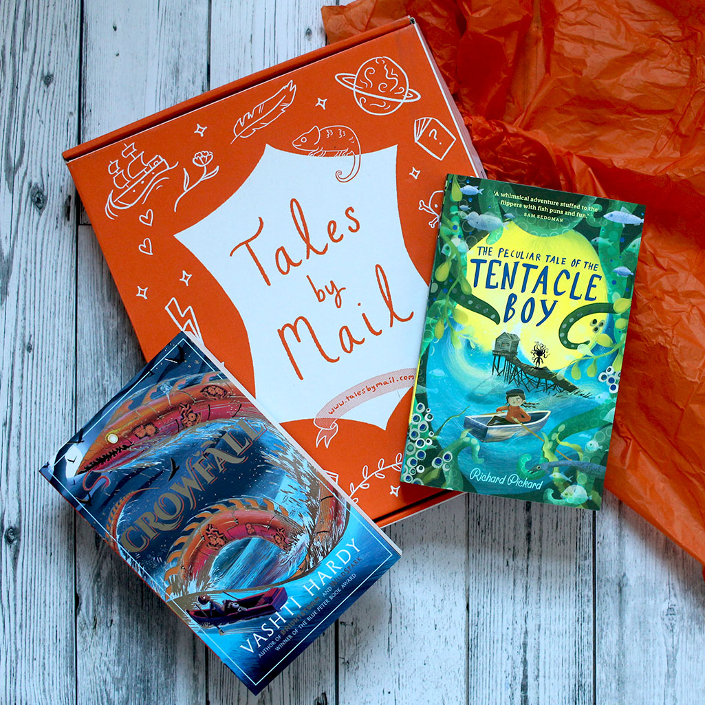 Tales by Mail The Stranger The Better Books