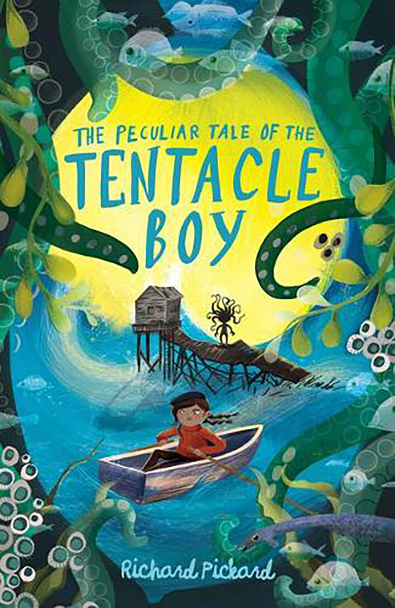 The Peculiar Tale of the Tentacle Boy