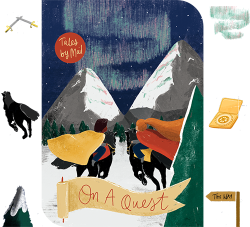 on a quest website theme image small